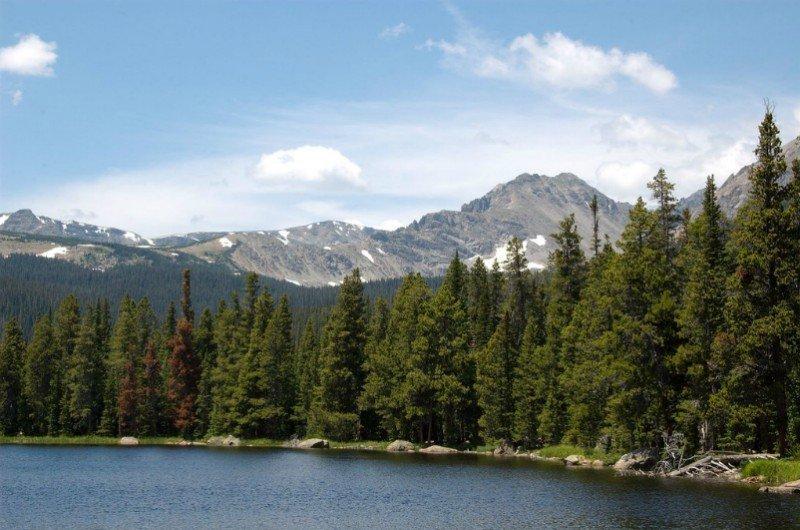 Finch Lake Trail Estes Park Vacation