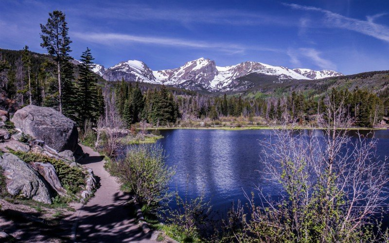 Sprague Lake Trail_Estes Park Vacation Lodge