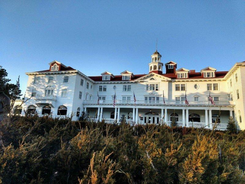 Stanley Hotel Maze_Estes Park Vacation