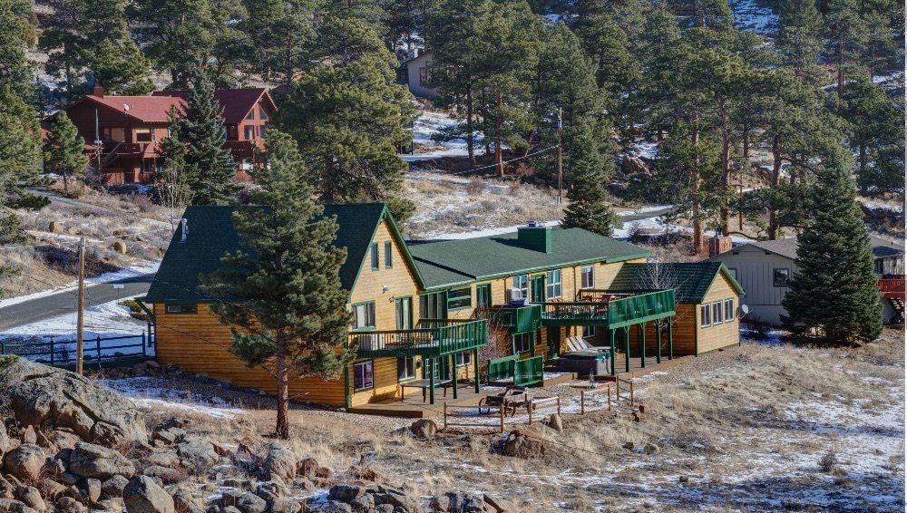 Estes Park Vacation Rental - Park Lodge